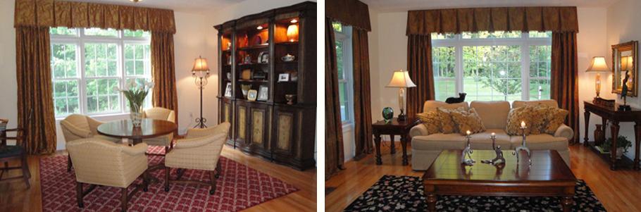Interior Design, WIndow Treatments, | Stratham, Portsmouth, NH | Furniture